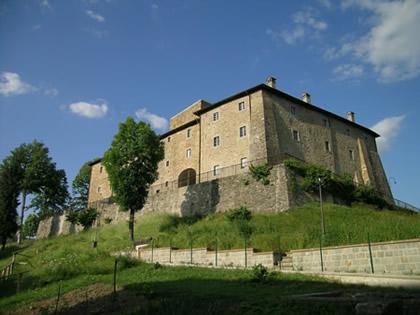 La rocca di Montefiorino